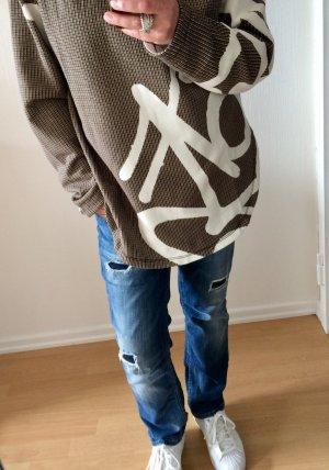 H&M Studio Sweat Shirt multicolored mixture fibre