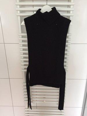 H&M Studio Fine Knitted Cardigan black wool