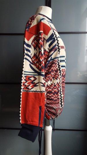H&M Studio S/S 2016 Ethno Sweater Sweatshirt Pullover Xs