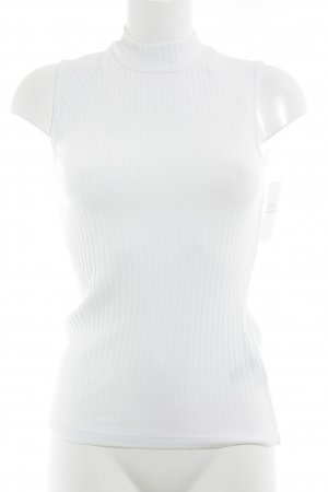 H&M Studio Tank Top white casual look