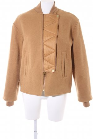 H&M Studio Wolljacke cognac Casual-Look