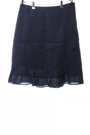 H&M Gelaagde rok blauw casual uitstraling