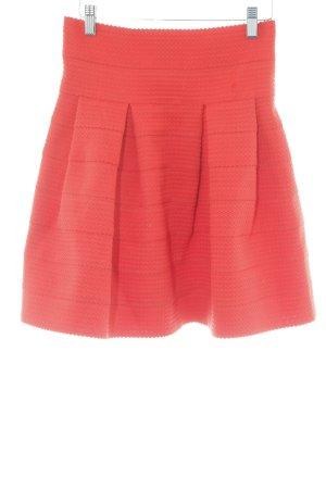 H&M Gelaagde rok rood elegant