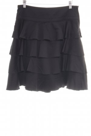 H&M Broomstick Skirt black casual look