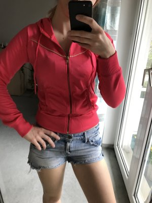 H&M super cooler Satin Blogger Hoody pink Gr.36
