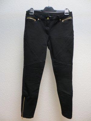 H&M Superstretch Hose schwarz