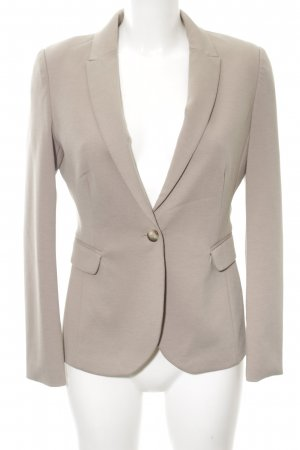H&M Sweatblazer wollweiß Business-Look