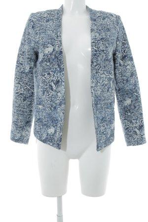 H&M Sweat Blazer allover print extravagant style