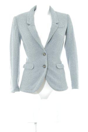 H&M Sweat Blazer light grey business style