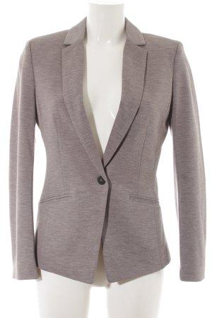 H&M Sweatblazer hellgrau Elegant