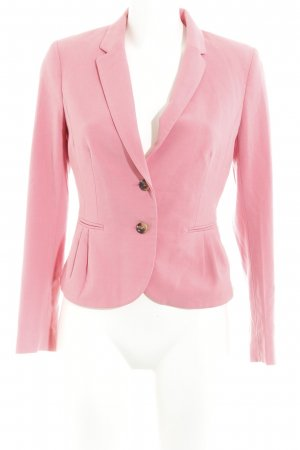 H&M Sweatblazer pink Casual-Look