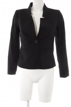H&M Blazer sweat noir style d'affaires