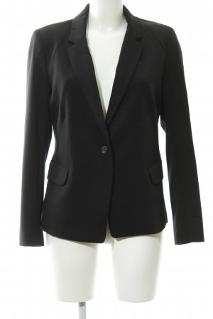 H&M Blazer sweat nero stile professionale