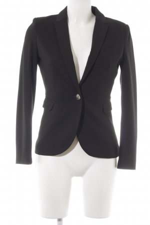 H&M Blazer sweat nero elegante