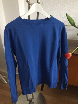 H&M Sweater knallblau
