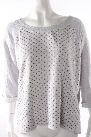 H&M Sweater mit Pailletten