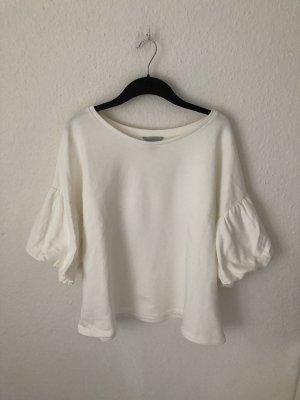 H&M Sweater mit Puffärmeln