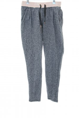H&M Sweat Pants light grey-natural white flecked casual look