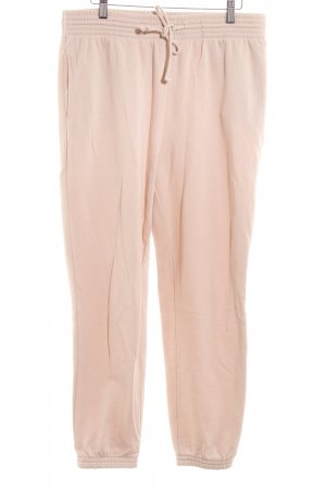 H&M Sweat Pants dusky pink casual look