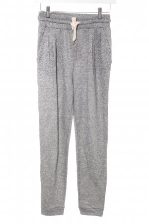 H&M Sweat Pants grey-silver-colored extravagant style