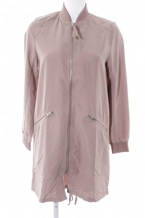 H&M Giacca fitness rosa antico stile casual