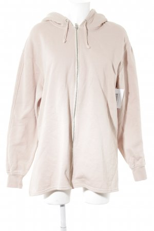 H&M Sweatjacke altrosa Casual-Look