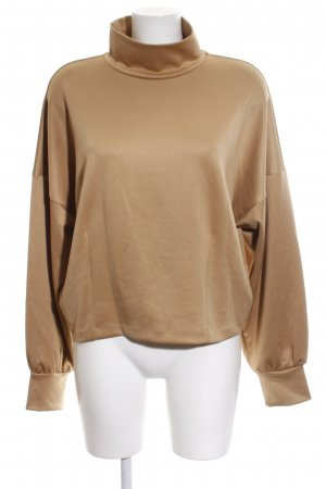 H&M Sweatshirt beige Casual-Look