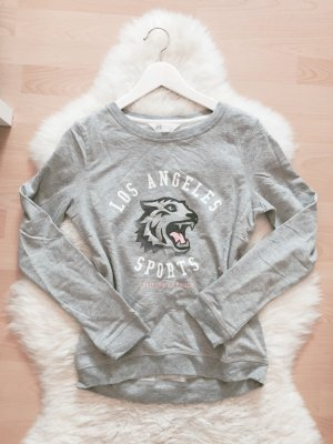 H&M Sweatshirt Blogger Pullover Top NEU Gr.XS/S