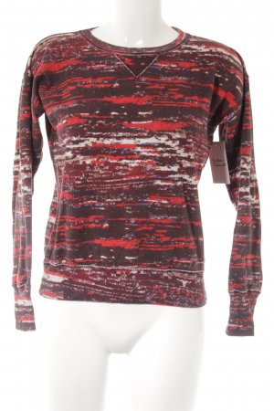 H&M Sweatshirt Farbverlauf Casual-Look