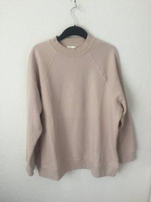 H&M Sweat Shirt rose-gold-coloured
