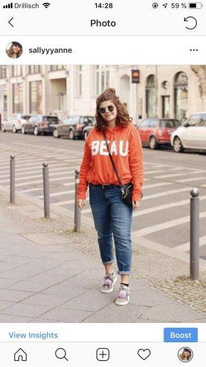 H&M Sweatshirt mit Kaputze