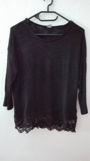 H&M Sweatshirt Pullover oversize
