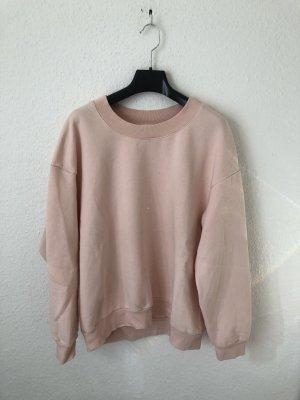 H&M Sweatshirt Rosa