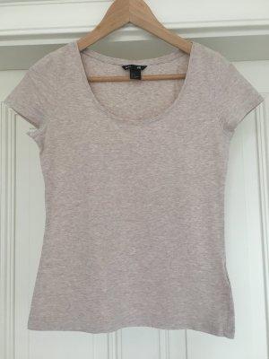 H&M - T-Shirt aus Jersey (NP 4,99 EUR)