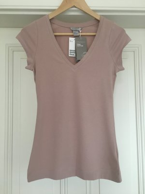 H&M - T-Shirt aus Pima-Baumwolle (NP 7,99 EUR)