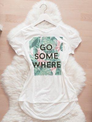 H&M T-Shirt Blogger Shirt Top NEU Gr.XS/S