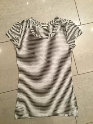 H&M T-Shirt gestreift