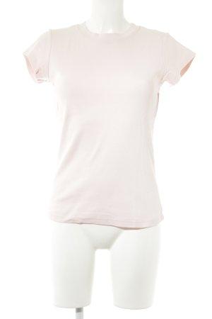 H&M T-Shirt hellrosa Casual-Look