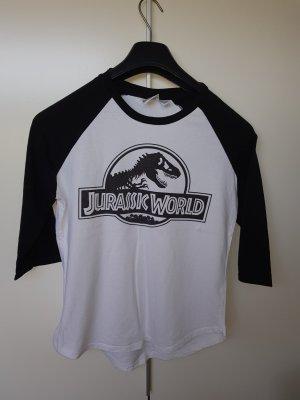 H&M T-Shirt: Jurassic World Aufschrift