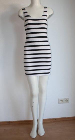 H&M T-Shirt Kleid aus Baumwolle Gr. 36