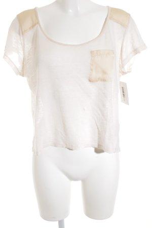 H&M T-Shirt mehrfarbig Casual-Look