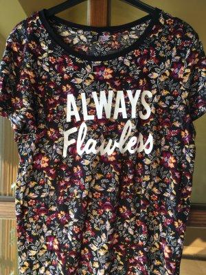 H&M T-Shirt mit Blumen