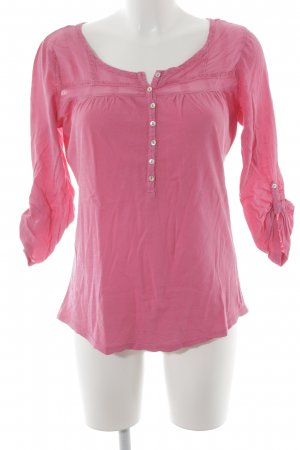 H&M T-shirt roze casual uitstraling