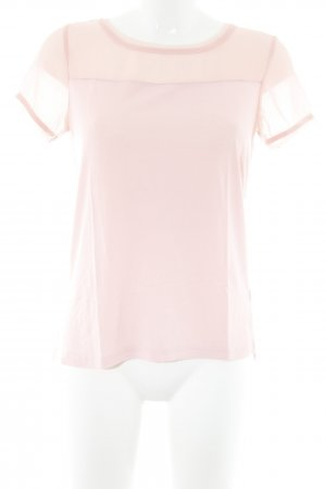H&M T-Shirt rosé Casual-Look