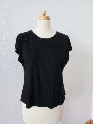 H&M T-Shirt schwarz Gr. xs
