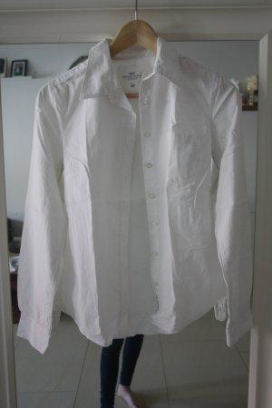 H&M taillierte Basic Bluse