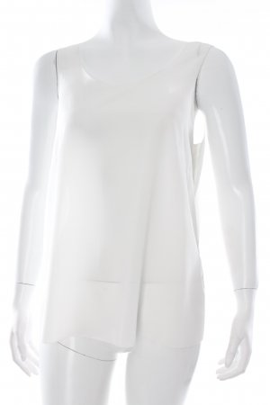H&M Tank Top white transparent look