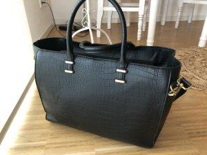 H&M Shopper noir