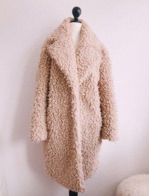 H&M Teddy Coat S