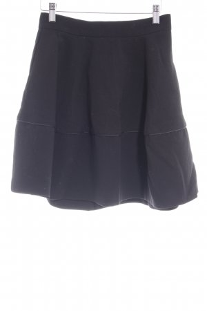 H&M Circle Skirt black casual look